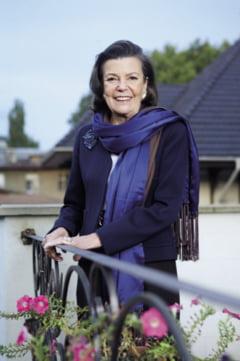 Principesa Marina Sturdza: E o rusine ca urmasii regelui Mihai, in afara de Margareta, nu vorbesc romaneste