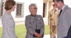 Principesa Muna a Iordaniei este Doctor Honoris Causa al Universitatii de Medicina si Farmacie din Targu Mures