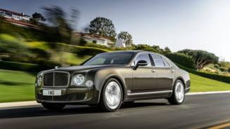 Prinde viteza confortabil: Bentley prezinta Mulsanne Speed