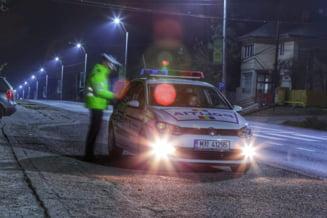 Prins beat la volan, un șofer din Botoșani le-a mulțumit polițiștilor