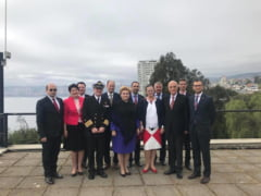 """Prinsa ca a vizitat Insula Pastelui pe banii statului, Gratiela Gavrilescu spune ca i-au cerut localnicii ajutorul sa creasca """"nivelul de ambitie"""""""