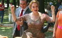Printesa Lia face sport in Parcul Herastrau (Foto)