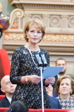 Printesa Stephanie de Monaco va inaugura, miercuri, statuia tatalui ei din Parcul Circului din Bucuresti