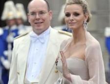 Printul Albert de Monaco si Charlene Wittstock sunt, oficial, sot si sotie