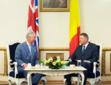 Printul Charles, din nou in Romania. Intalniri cu Iohannis si Ciolos