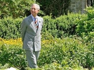 Printul Charles a ajuns din nou in Romania (Video)