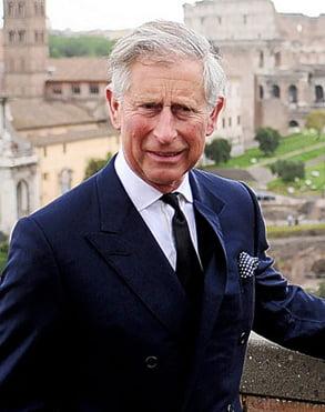Printul Charles a petrecut o zi pitoreasca in satul sasesc Archita