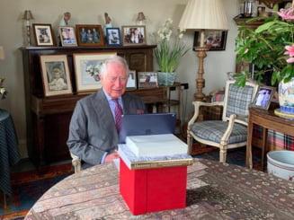 Printul Charles a transmis un mesaj de Paste romanilor (Video)