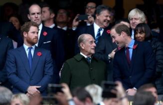 """Printul Harry, omagiu pentru printul Philip: """"El a fost bunicul meu: un maestru al fripturilor la gratar, o legenda a persiflarii"""""""