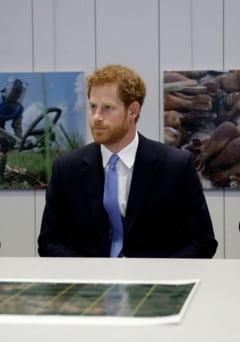 Printul Harry era atat de dezamagit de viata sa, incat a vrut sa iasa din Familia Regala