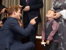 Printul Harry glumeste pe tema scandalului sexual din Las Vegas