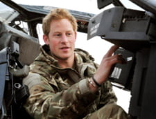 Printul Harry se lauda ca a omorat talibani