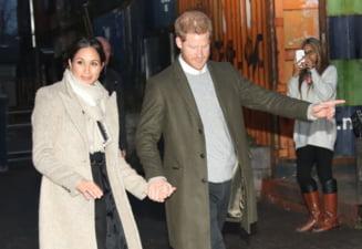 Printul Harry si sotia lui, Megan, dau in judecata paparazzi, pentru invadarea intimitatii si hartuire
