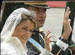Printul Spaniei si sotia sa viziteaza Romania