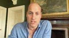 Printul William, criticat de activisti pentru ca si-a luat fiul la vanatoare