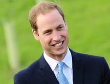 Printul William a stabilit deja cu ce echipa va tine fiul sau (Video)
