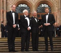 Printul William este ingrijorat dupa declaratiile facute de Harry, despre presa si mama lor