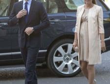 Printul William si Kate Middleton nu stiu sexul bebelusului