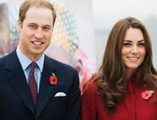 Printul William si Kate Middleton vor mai avea un copil
