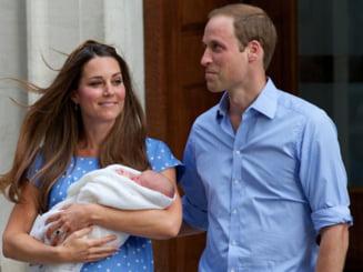 Printul William si Kate au inregistrat oficial nasterea fiului lor
