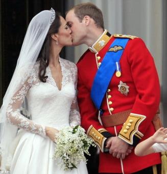 Printul William si Kate s-au casatorit: vezi cele mai importante si inedite momente - VIDEO si Galerie foto