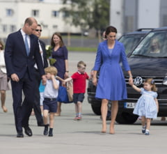 Printul William si ducesa Kate asteapta al treilea copil