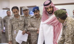 Printul mostenitor al Arabiei Saudite acuza Iranul ca a atacat petrolierele: Nu vrem razboi, dar vom reactiona!