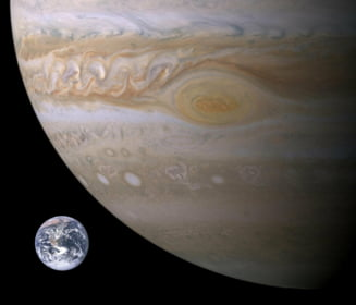 Priveste spre cer: E cea mai buna noapte pentru a observa planeta Jupiter
