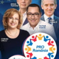 "Pro Romania isi prezinta duminica ""Manifestul"" pentru alegerile europarlamentare"