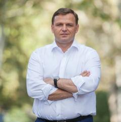 Pro-europeanul Andrei Nastase este noul primar al Chisinaului