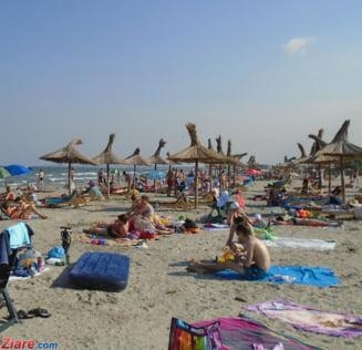 ProTV a dat LIVE la TV o tanara care se droga pe plaja la Mamaia. Politia o cauta acum
