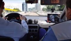 Proba practica pentru obtinerea permisului auto va fi inregistrata audio-video