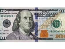 "Probleme cu ""verzisorii"" - Bancnota de 100 de dolari, ""mazgalita"""