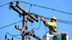 Probleme cu energia electrica in sase localitati giurgiuvene