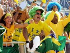 Probleme cu inima pentru suporterii gazda la thriller-ul Brazilia - Chile de la CM 2014