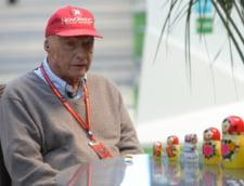 Probleme de sanatate pentru Niki Lauda: va fi internat timp de mai multe saptamani