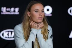 Probleme fara sfarsit pentru Caroline Wozniacki: S-a retras de la Dubai cu cateva minute inaintea primului meci - UPDATE