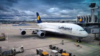"""Probleme in Belarus si pentru un avion Lufthansa. Aeronava a decolat cu intarziere din Minsk din cauza unei """"alerte de securitate"""""""