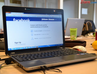 Probleme la Facebook: Utilizatori din toata lumea se plang ca reteaua a picat