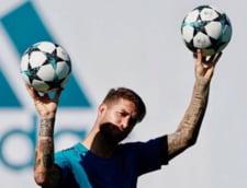 Probleme la Real Madrid: Ce i-a transmis Sergio Ramos presedintelui Florentino Perez