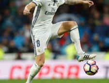 Probleme la Real Madrid: Un jucator de baza s-a accidentat si poate rata derbiul cu Barcelona