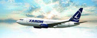 Probleme la Tarom: A trebuit sa anuleze doua zboruri