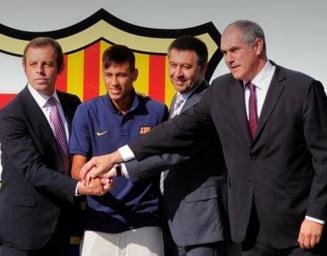 Probleme mari pentru FC Barcelona: Clubul si presedintele au fost trimisi in judecata
