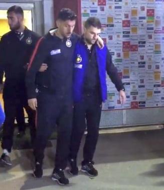 Probleme mari pentru Marica: Ar putea rata Euro 2016 dupa accidentarea din derbiul Dinamo - Steaua