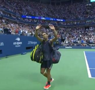 Probleme mari pentru Nadal: Rafa s-a accidentat si s-a retras din semifinalele US Open
