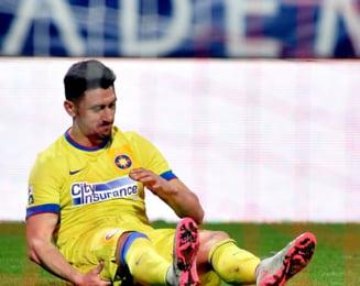 """Probleme mari pentru Steaua: Marica s-a """"rupt"""" din nou!"""