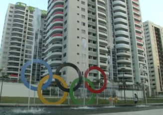 Probleme mari pentru sportivi inaintea Olimpiadei de la Rio: Toalete blocate si tevi care curg