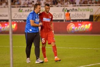 Probleme mari pentru un fotbalist important de la FCSB: Se poate retrage din cauza accidentarilor!