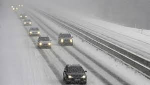Probleme pe Autostrada Soarelui - accidente in lant, raniti, circulatia oprita