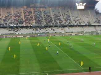 Probleme pentru Bogdan Lobont la U Cluj. I s-a cerut demisia dupa o noua infrangere in Liga 2
